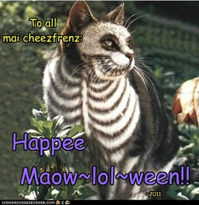 Get down with your spooky-bad selves, cheezpeepz!