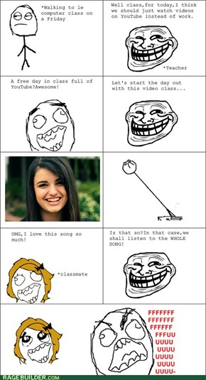 Troll Teacher:Friday