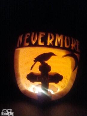 Poe Pumpkin WIN