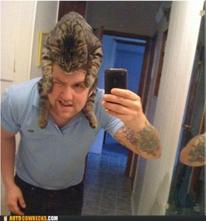 Self-Poortraits: That's Not My Hat