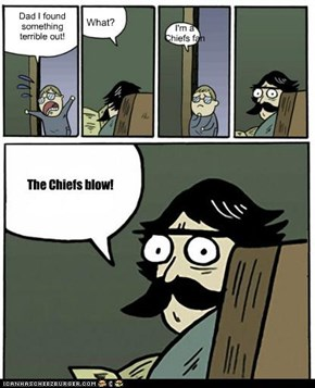 The Chiefs Blow