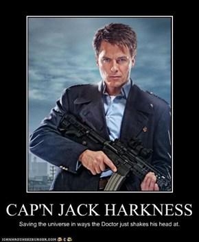 Cap'n Jack Harkness