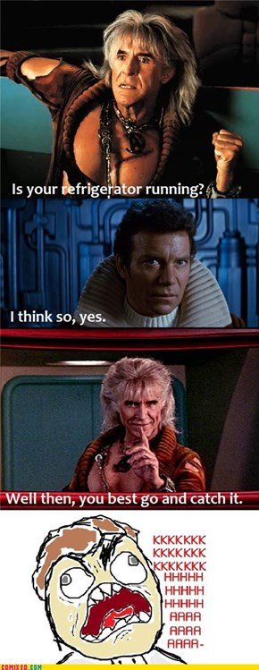 Such a Trickster, That Khan