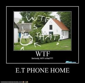 E.T PHONE HOME