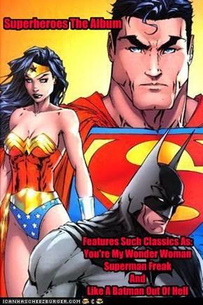Superheroes The Album