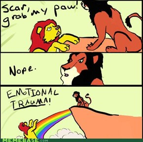 The Saddest Part In Lion King