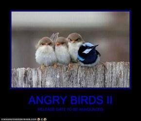 ANGRY BIRDS II