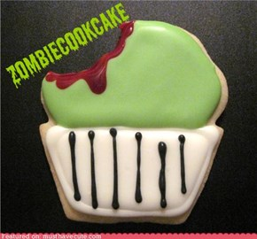 Epicute: Zombiecookcake