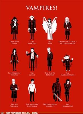 Vampires Guess Who