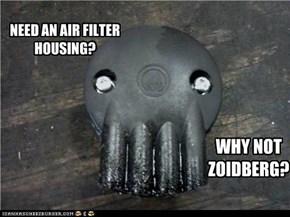 Zoidberg Air Filter
