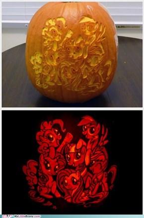 FiM Pumpkin WIN!