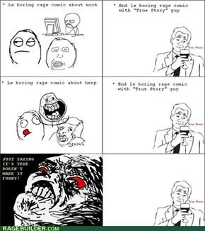 The Really True Story