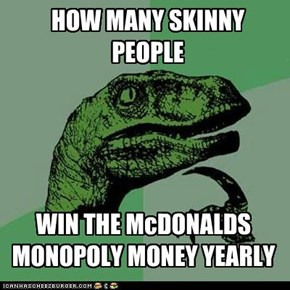 Don't sue me McDonalds.