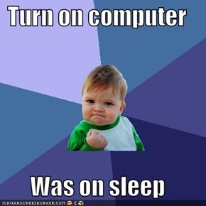 Success Kid: Tabs You Want Already Open!