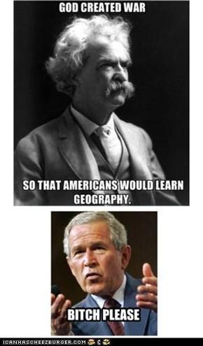 Bush WIN