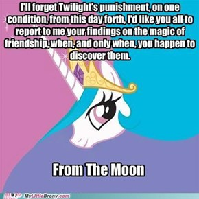 Better then Twilight's original Punishment