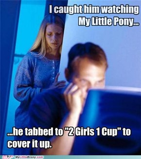 My Husband Might Be a Brony