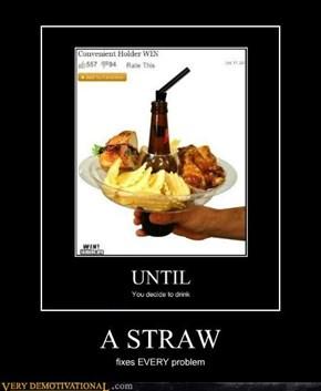 A STRAW