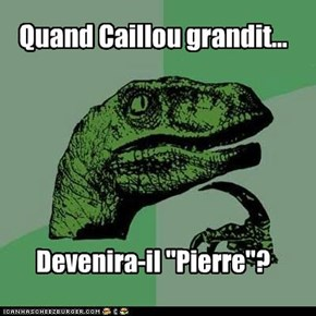 Le premier meme en francais