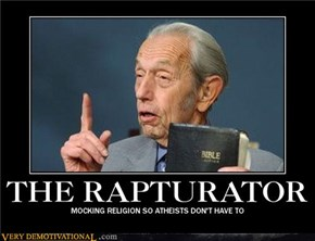 THE RAPTURATOR