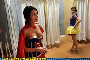 Least Canonical Supergirl Costume