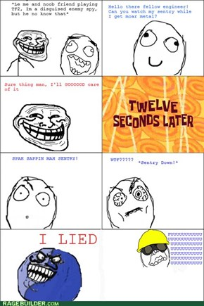 Le Trolling Friend