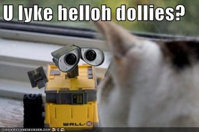 U lyke helloh dollies?