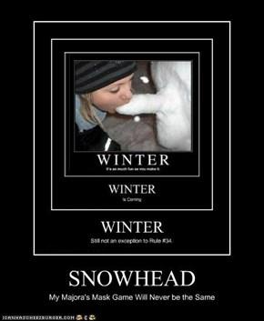 SNOWHEAD