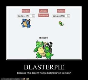 BLASTERPIE