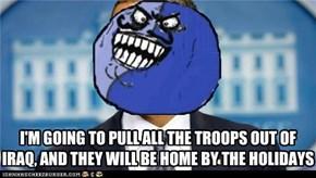 Just like how I closed Guantanamo Bay