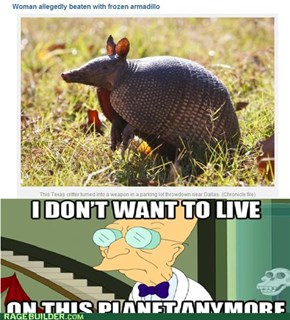 The Right to Bear Armadillos