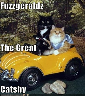 Fuzzgeraldz The Great Catsby