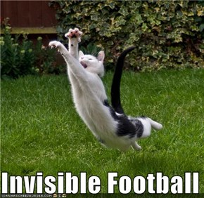 Invisible Football