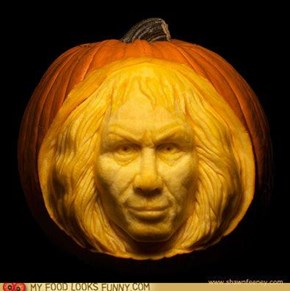 Ronnie James Dio Pumpkin