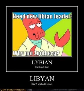 LIBYAN