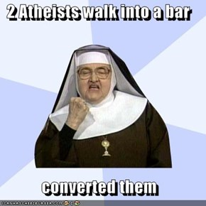 Success Nun: Faith Is No Joke