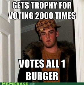 Scumbag Steve BREAKS all your LOLs