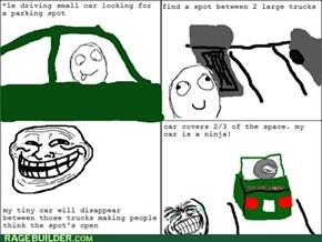 Troll Parking