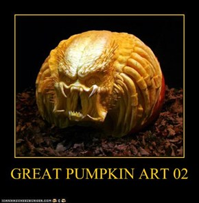 GREAT PUMPKIN ART 02