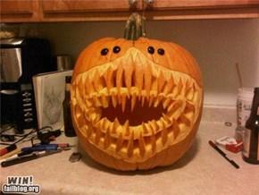 Pumpkin Revenge WIN