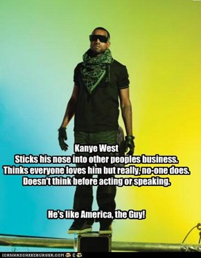 Born in the US'Ye
