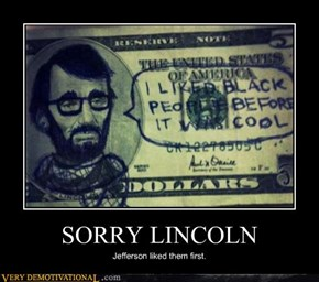 SORRY LINCOLN