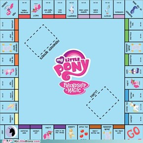 Ponify ALL the Board Games!