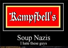 Soup Nazis
