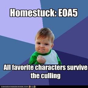 Homestuck: EOA5
