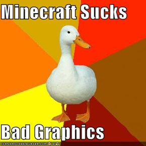 Technologically Impaired Duck: 3DS or Bust!
