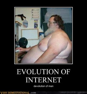 EVOLUTION OF INTERNET