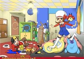 Pokémon Housing