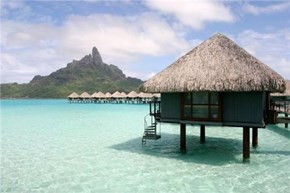 First Class Ticket - Destination of the Week - French Polynesia