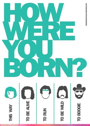 How Were You Born?